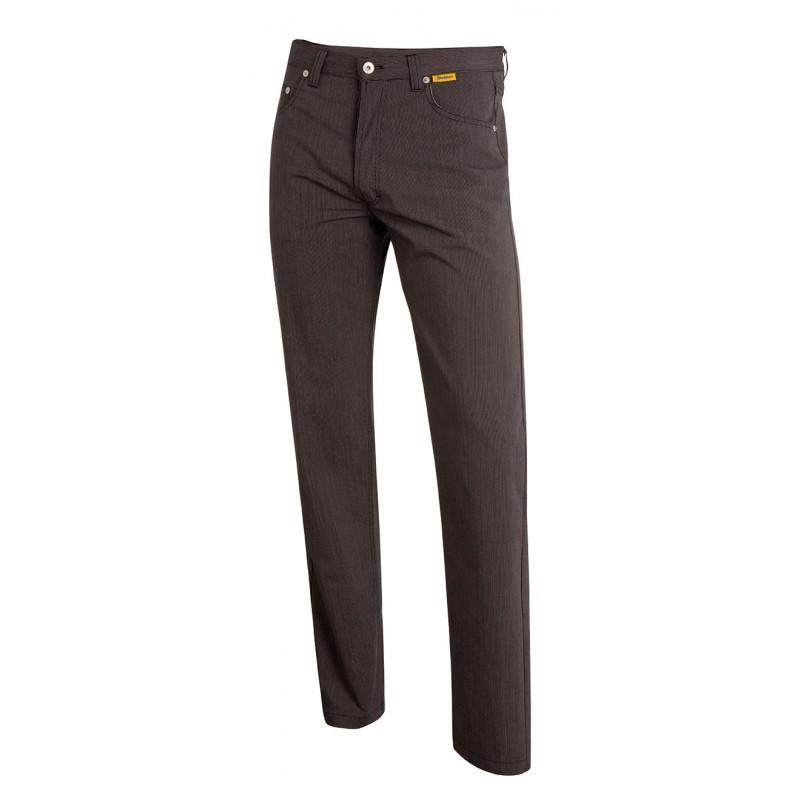 Pantalon de cuisine homme coupe jean molinel cookspirit - Pantalon de cuisine molinel ...