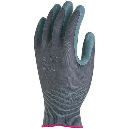 GANT DE PROTECTION ENDUIT NITRILE 6239