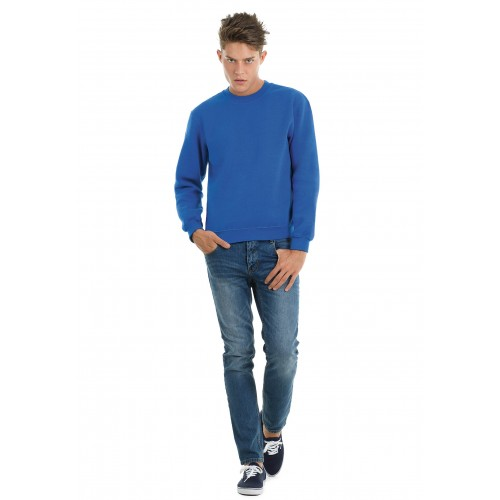 SWEAT-SHIRT COL ROND HOMME B&C