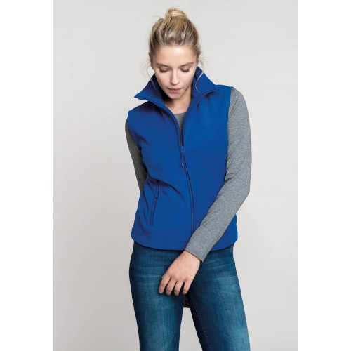 GILET MICROPOLAIRE FEMME KARIBAN : MELODIE