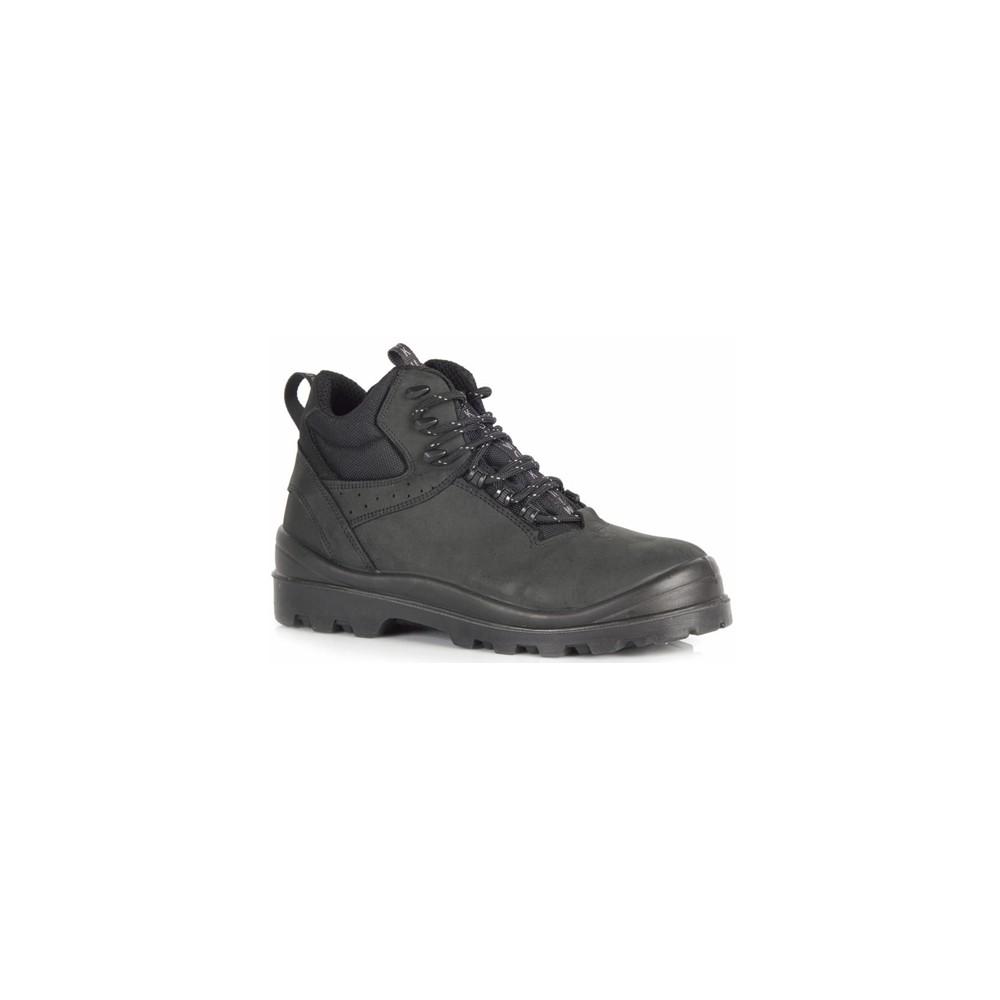 Chaussure de securite haute uniwork dark s3 - Chaussure de securite haute ...