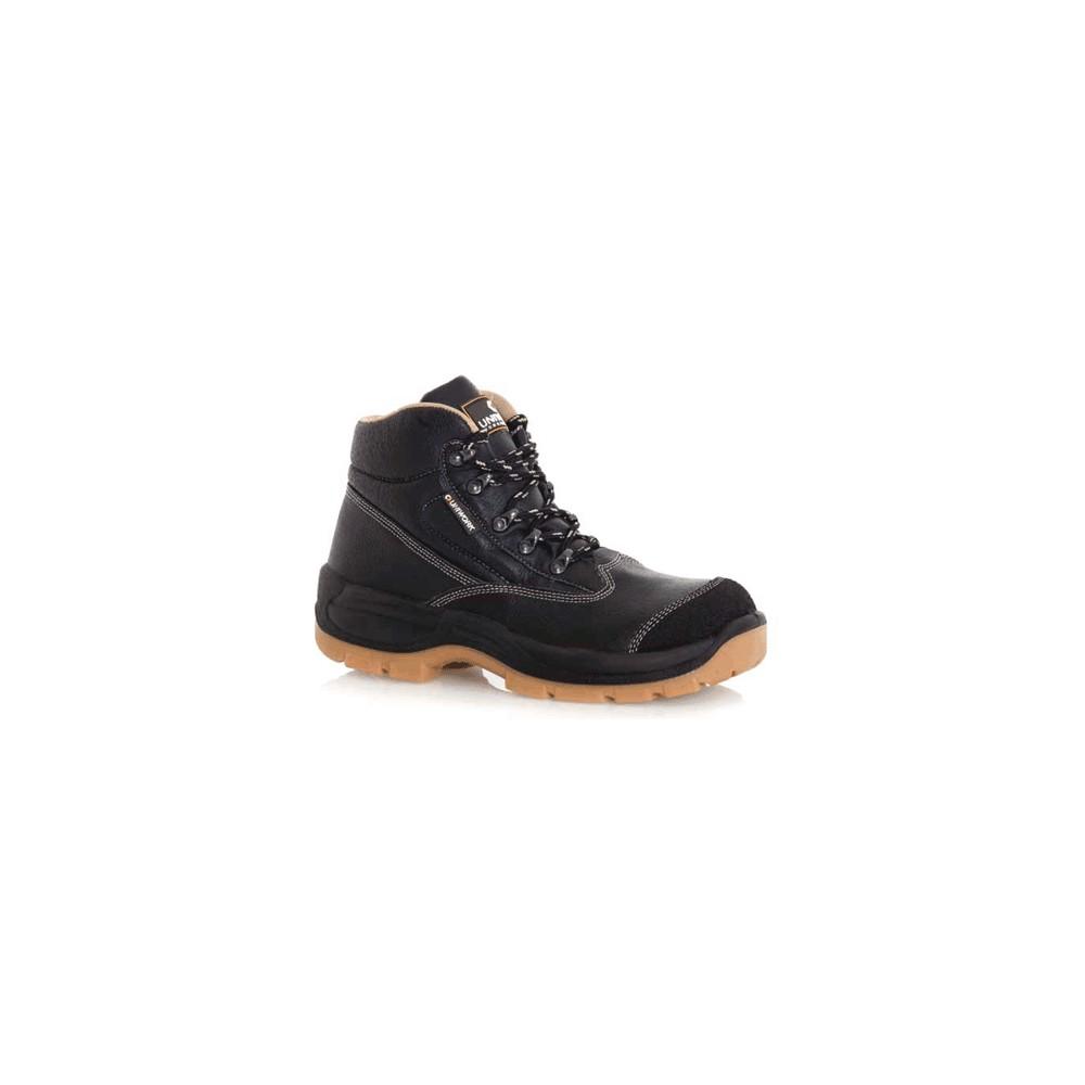 Chaussure securite haute uniwork ce57 s3 - Chaussure de securite haute ...