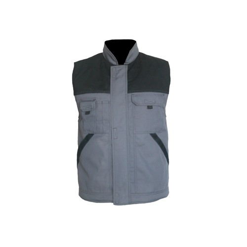 BODYWARMER MULTIPOCHES PBV DOUBLE POLAIRE : TYPHON