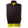 GILET HV DOUBLE POLAIRE : EURO PROTECTION