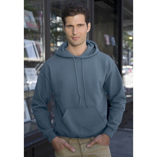 SWEAT-SHIRT CAPUCHE HEAVY BLEND HOMME GILDAN